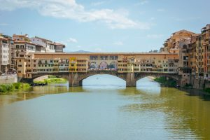 Ponte Vecchio i Firenze